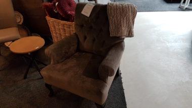 Capri fauteuil