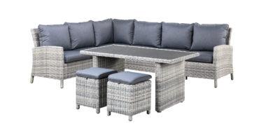 Fiene lounge/dining hoekset