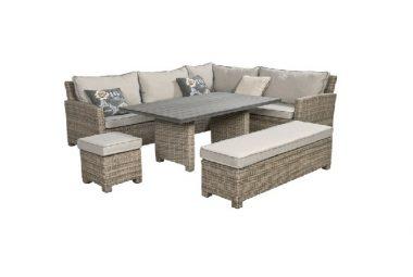 Birdwood lounge/dining hoekset