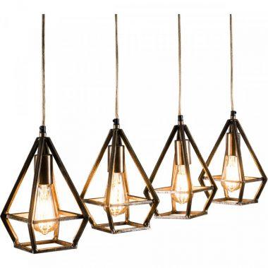Oro druppel hanglamp