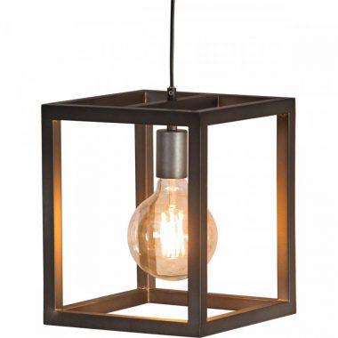 Vierkante buis hanglamp