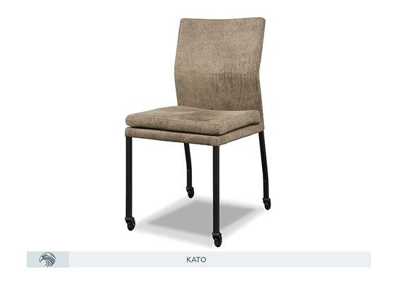 Stoel Met Wielen : Kato stoel op wiel mammoet woongigant