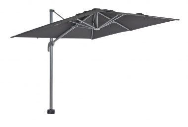 Rhodos vrijhangende parasol 250x250cm