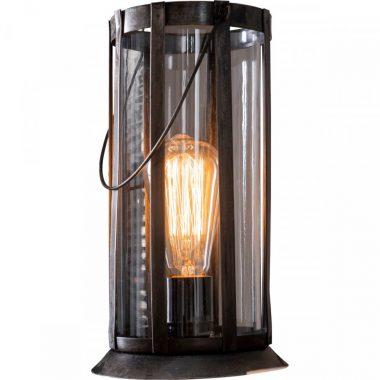 Lantaarn rond tafellamp