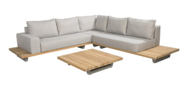 Elite hoek loungeset