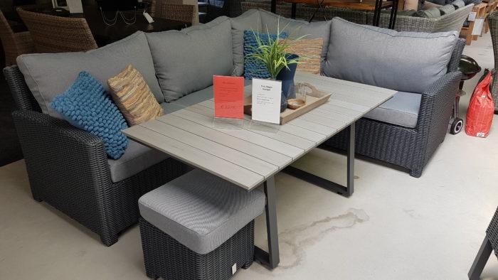 Port Alegre lounge/dining hoekset