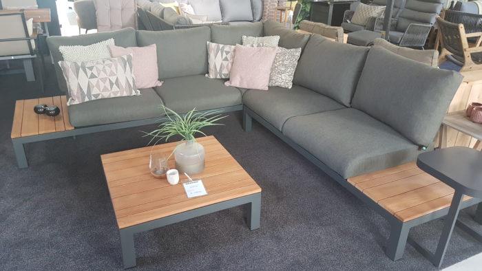 Alba hoek loungeset