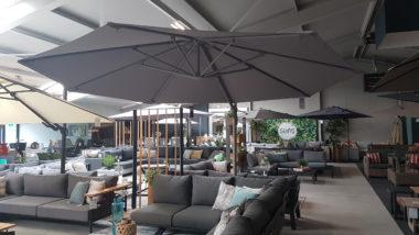 Granada vrijhangende parasol
