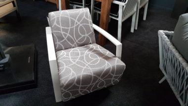 Hugo fauteuil