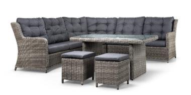 Allicante lounge/dining hoekset
