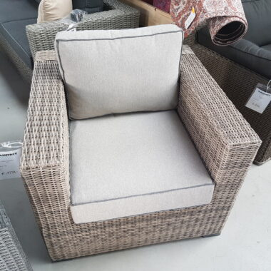 Canberra fauteuil