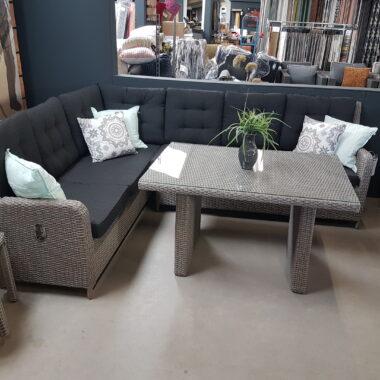 Strada lounge/dining hoekset