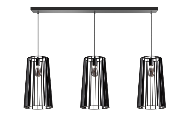 Blackbird balk hanglamp