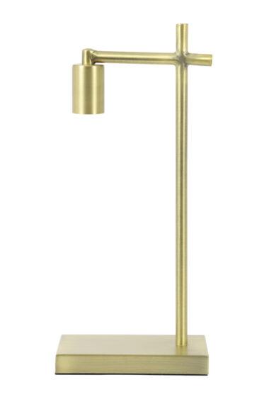 Charlie tafellamp antiek brons