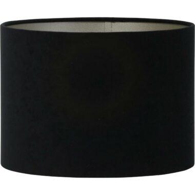 Lampekap Velvet 25-25-18 zwart