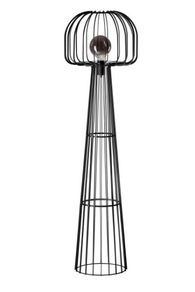 Steve Curvy vloerlamp