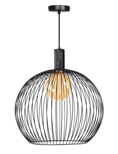 Wire hanglamp